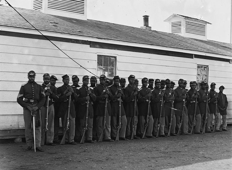 5th Ohio Regiment, USCT (United States Colored Troops)